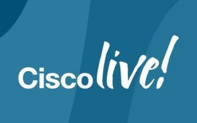 En Noviembre participaremos en Cisco Live